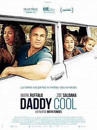 affiche sortie dvd daddy cool