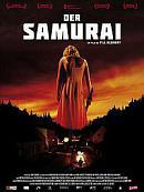 affiche sortie dvd der samurai