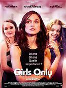 affiche sortie dvd Girls Only