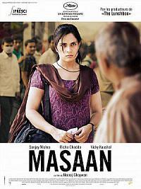 affiche sortie dvd masaan