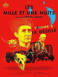 affiche sortie dvd les mille et une nuits - le desole