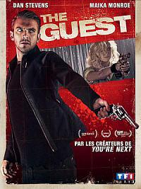 affiche sortie dvd the guest