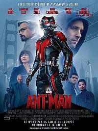 affiche sortie dvd ant-man
