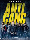 affiche sortie dvd Antigang