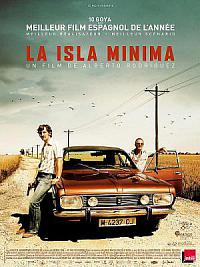 affiche sortie dvd la isla minima
