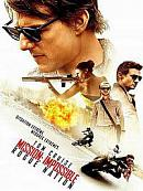 affiche sortie dvd Mission Impossible 5 - Rogue Nation