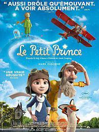 affiche sortie dvd le petit prince