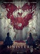 affiche sortie dvd sinister 2