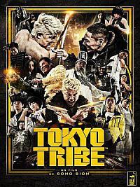 affiche sortie dvd tokyo tribe