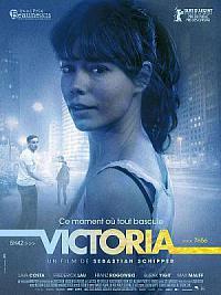 affiche sortie dvd victoria