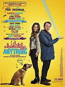 affiche sortie dvd Absolutely Anything