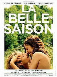 affiche sortie dvd la belle saison