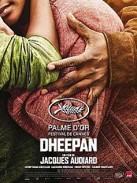 affiche sortie dvd dheepan