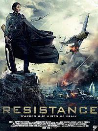 affiche sortie dvd resistance