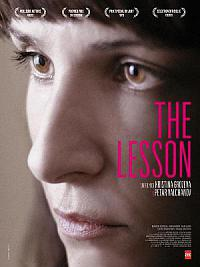 affiche sortie dvd the lesson