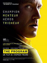 affiche sortie dvd the program
