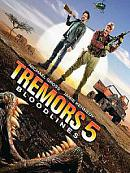 affiche sortie dvd tremors 5: bloodlines