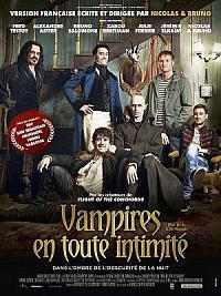 affiche sortie dvd vampires en toute intimite