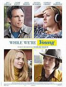 affiche sortie dvd While We're Young