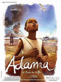 affiche sortie dvd adama