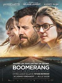 affiche sortie dvd boomerang