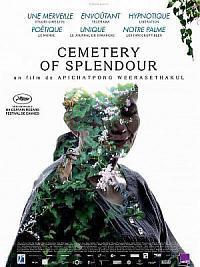 affiche sortie dvd cemetery of splendour