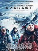 affiche sortie dvd Everest