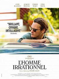 affiche sortie dvd L'Homme irrationnel