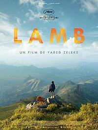 affiche sortie dvd lamb