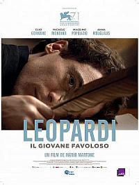 affiche sortie dvd leopardi il giovane favoloso