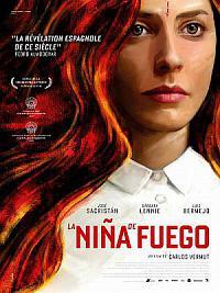 affiche sortie dvd la nina de fuego