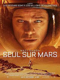affiche sortie dvd seul sur mars