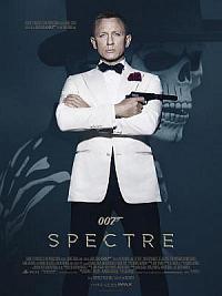 affiche sortie dvd 007 spectre