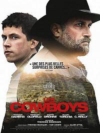 affiche sortie dvd les cowboys