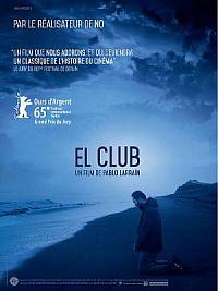 affiche sortie dvd el club