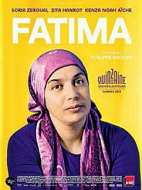 affiche sortie dvd fatima