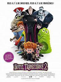 affiche sortie dvd hotel transylvanie 2