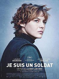 affiche sortie dvd je suis un soldat