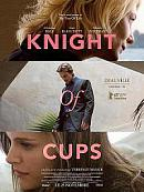 affiche sortie dvd Knight of Cups
