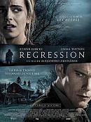 affiche sortie dvd Regression