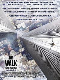 affiche sortie dvd the walk - rever plus haut