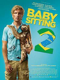 affiche sortie dvd babysitting 2