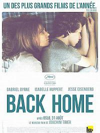 affiche sortie dvd back home