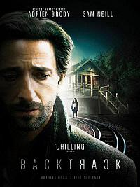 affiche sortie dvd Backtrack