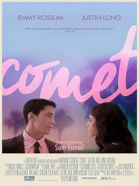 affiche sortie dvd comet