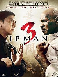 affiche sortie dvd ip man 3