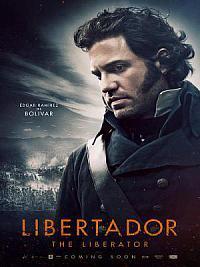 affiche sortie dvd libertador