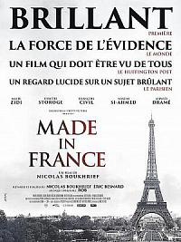 affiche sortie dvd made in france