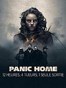 affiche sortie dvd Panic Home