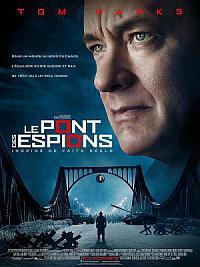 affiche sortie dvd le pont des espions